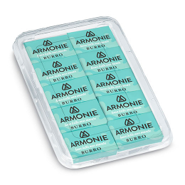burro monodose armonie blister da 8g per 10 pezzi