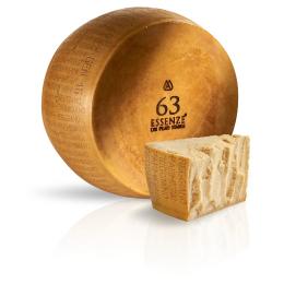 forma di parmigiano reggiano 63 essenze 24 mesi