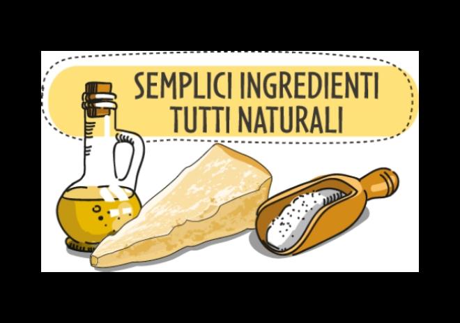 ingredienti delle parmonìe